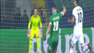 Video Gol Pertandingan Ludogorets vs Basel