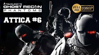 Ghost Recon Phantoms - ATTICA #6 PC/HD [1080p]