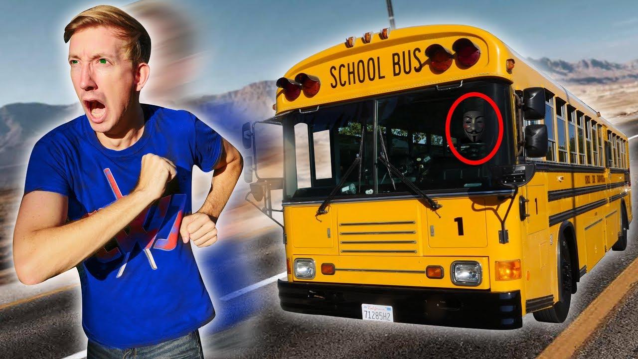 Watch my gf bus