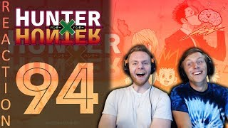 SOS Bros React - HunterxHunter Episode 94 - Rammot Gets Punked