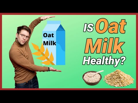 Is Oat Milk Good For You? (THE TRUTH) | Surprising Health Benefits of Oat Milk