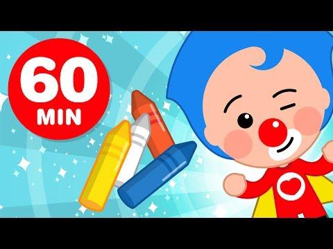 las-palabras-mágicas---y-más-capítulos-de-plim-plim-(60-minutos)-|-dibujos-animados
