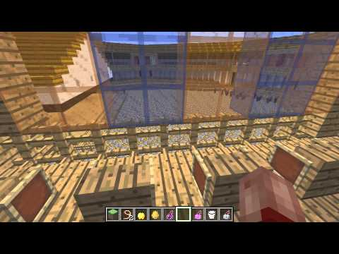 Globe Theater (Minecraft) by McGraw and Jackson