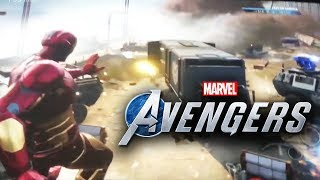 Marvel's Avengers Leaks ACTUAL Gameplay, Looks Better than E3 - Inside Gaming Daily