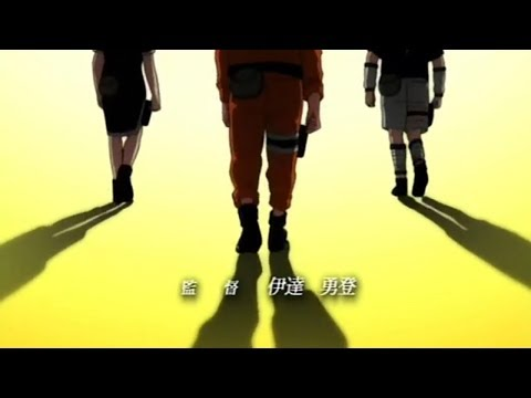 01 Naruto Opening #1 Hound Dog Rocks