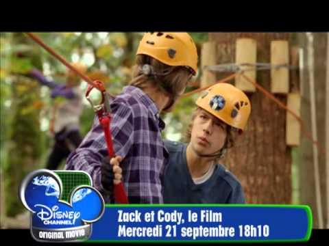 Zack et Cody : Le film - Sur Disney Channel le Mercredi 21 Septembre à 18h10 poster