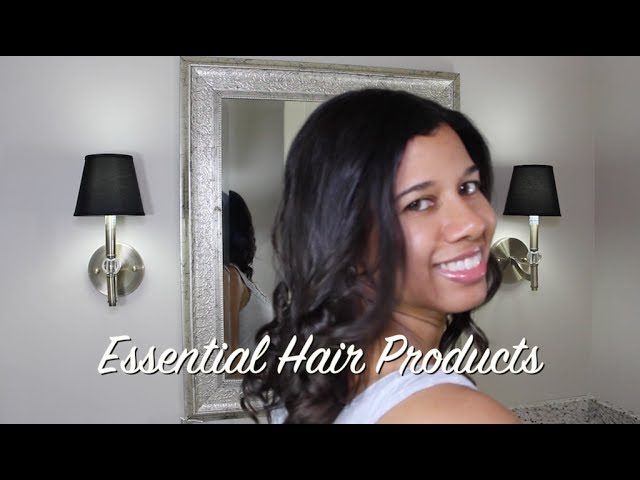 My All Time Favorite, Holy Grail, Essential Hair Products for Natural or Relaxed Hair