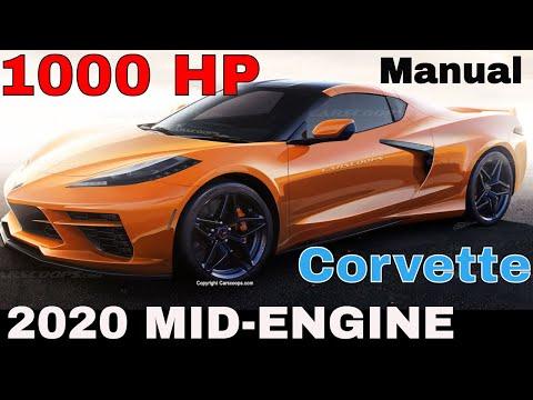 2020 C8 Mid-Engine Corvette - 1000 Horsepower!