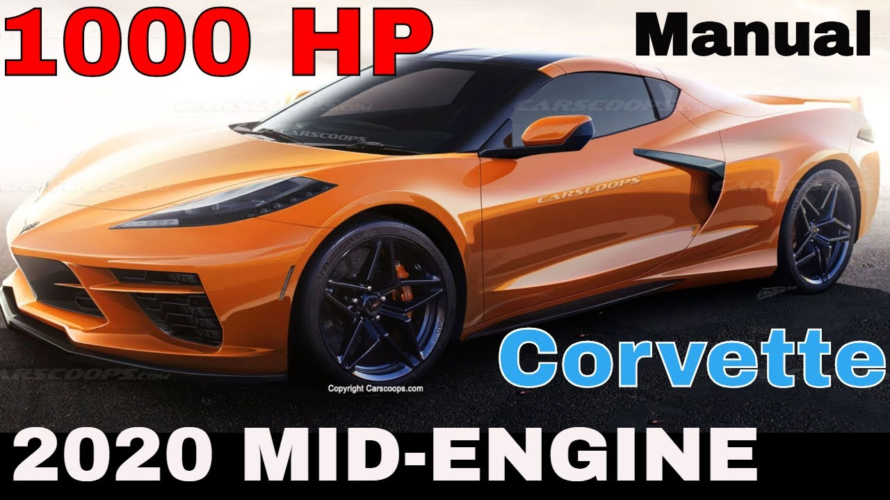 2020 C8 Mid Engine Corvette 1000 Horsepower