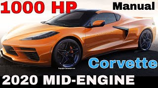 2020 C8 Mid-Engine Corvette - 1000 Horsepower!