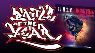 DJ M@R [Massive Breakz] - I Got You Feat. Kamila Boruc (#18 Battle Symphony) Battle Of The Year