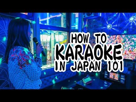 [Gaijin Bank] How to Karaoke in Japan 101
