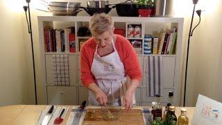 Two Ways To Make Mustard Vinaigrette