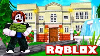 BUYING A $250,000 ROBLOX MANSION!