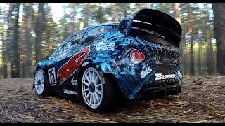 Тест-драйв радиоуправляемой модели Basher BSR 4WD Rally(, 2015-09-07T06:20:23.000Z)