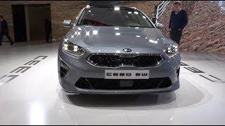 Kia Ceed´ Sw 2019 - Geneva Motorshow