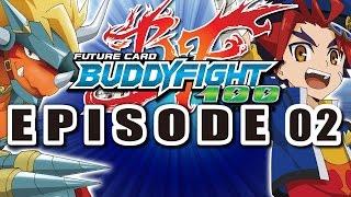 [Episode 2] Future Card Buddyfight Hundred Animation