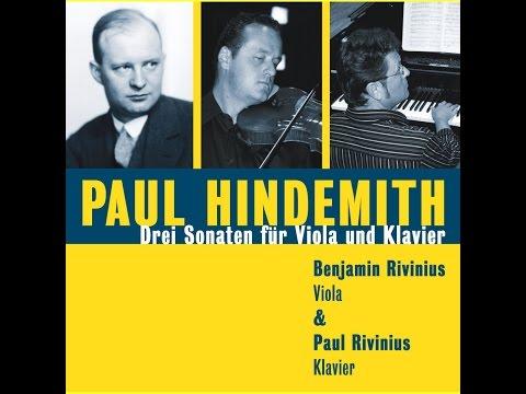 Benjamin und Paul Rivinius - Trauermusik - Ruhig bewegt
