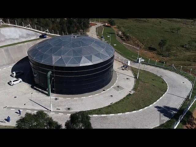 Obras de Saneamento •  Sistema de Abastecimento de Nova Iguaçu