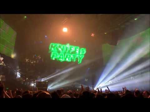 Knife Party - Live at Exchange LA 11/3/2018