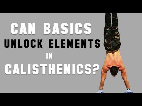Can Basic Calisthenics Unlock Advanced Moves Without Skill Training?