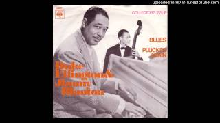 Duke Ellington and Jimmy Blanton:  Mr. J.B. Blues