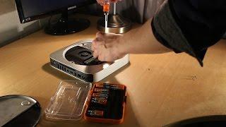 Mac Mini hard drive replacement