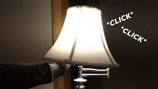 Why Do Some Lamps Click TWICE?