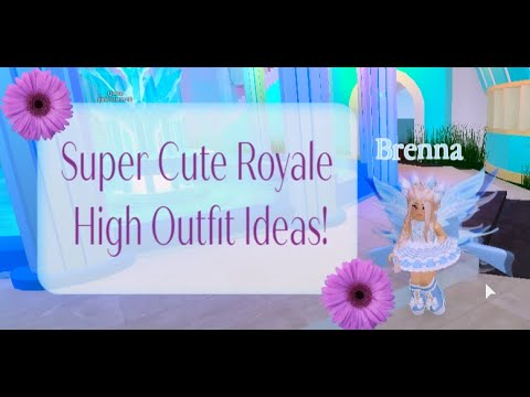 Cute Outfit Ideas For Royale High!! | ROBLOX - YouTube - photo#16