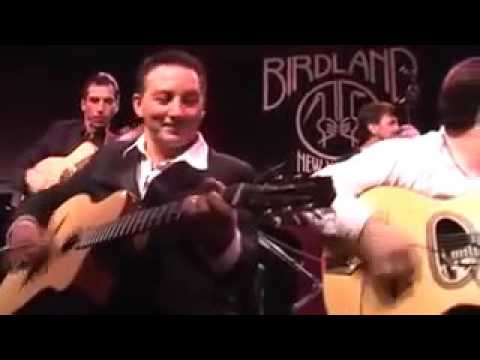 Django Reinhardt: New York City Festival - Dark Eyes - LIVE!