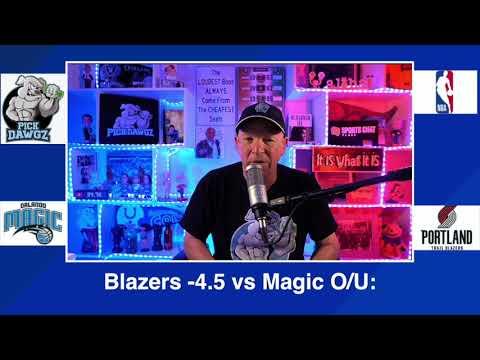 Portland Trail Blazers vs Orlando Magic 2/9/21 Free NBA Pick and Prediction NBA Betting Tips