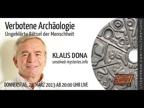 Verbotene Archäologie – Ungeklärte Rätsel der Menschheit   Klaus Dona KT No.68