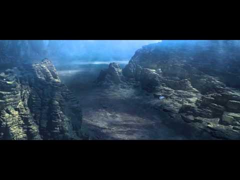 """Clip """"Prometheus ist gelandet"""" - PROMETHEUS - Dunkle Zeichen [3D] - (Full-HD) - Deutsch"""