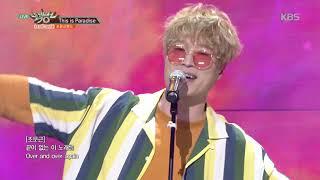 뮤직뱅크 Music Bank - This is paradise - 조문근 밴드(MOON BAND).20190208