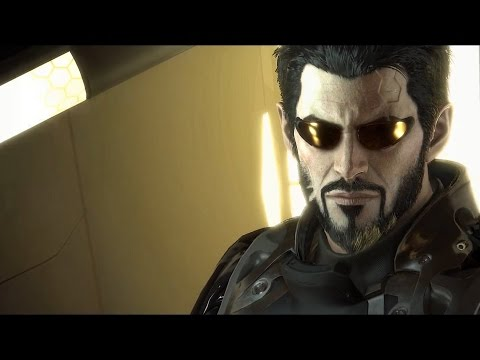 Deus Ex Mankind Divided Two Endings 1080p HD