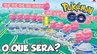 NIANTIC FAZ UM TESTE CURIOSO - Pokémon Go | PokeNews