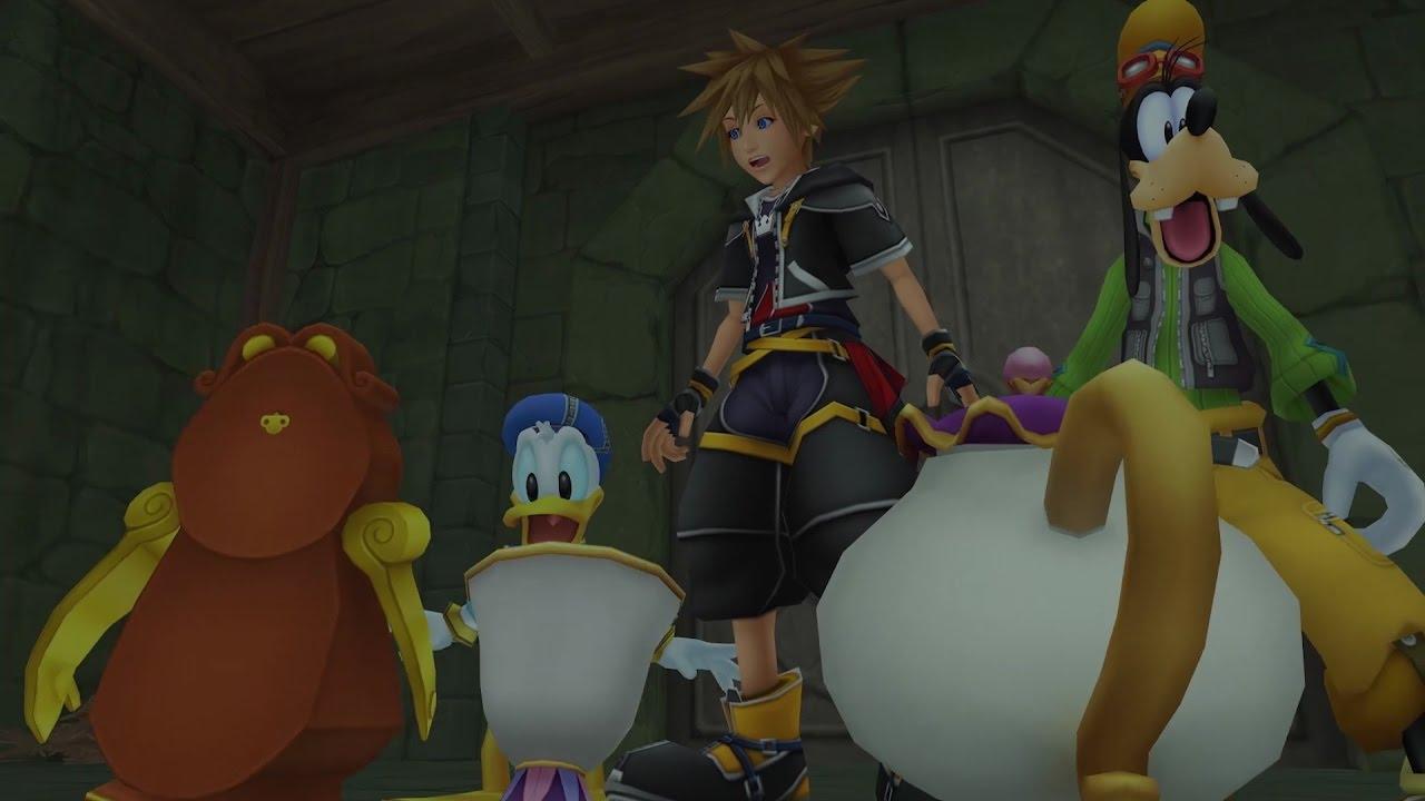 Kingdom Hearts HD 1.5 ReMIX - Omnia Crystallis