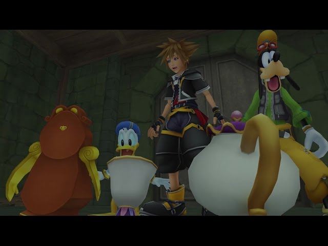 Kingdom Hearts HD 1.5 + 2.5 ReMIX Video 3