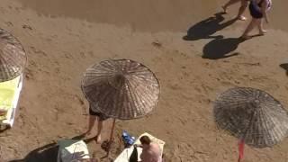 Пляж отеля Руби  5 звёзд Алания Турция