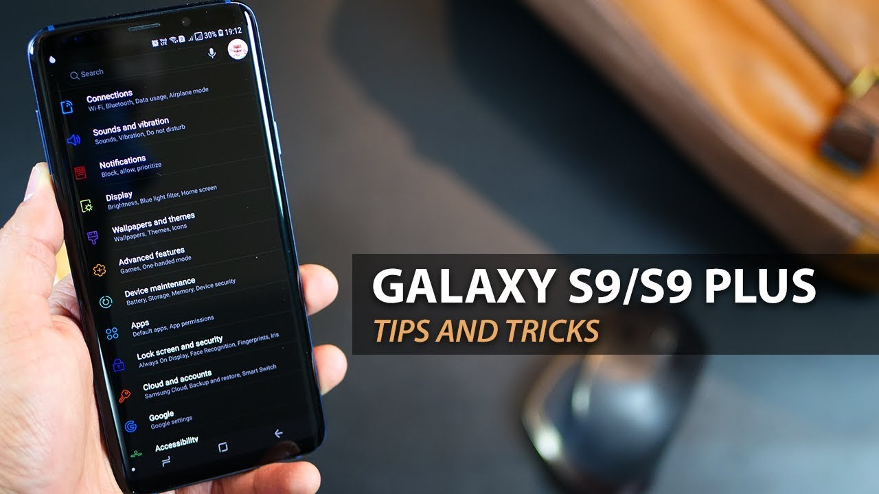 7 Useful Tips and Tricks for Galaxy S9 and S9 plus