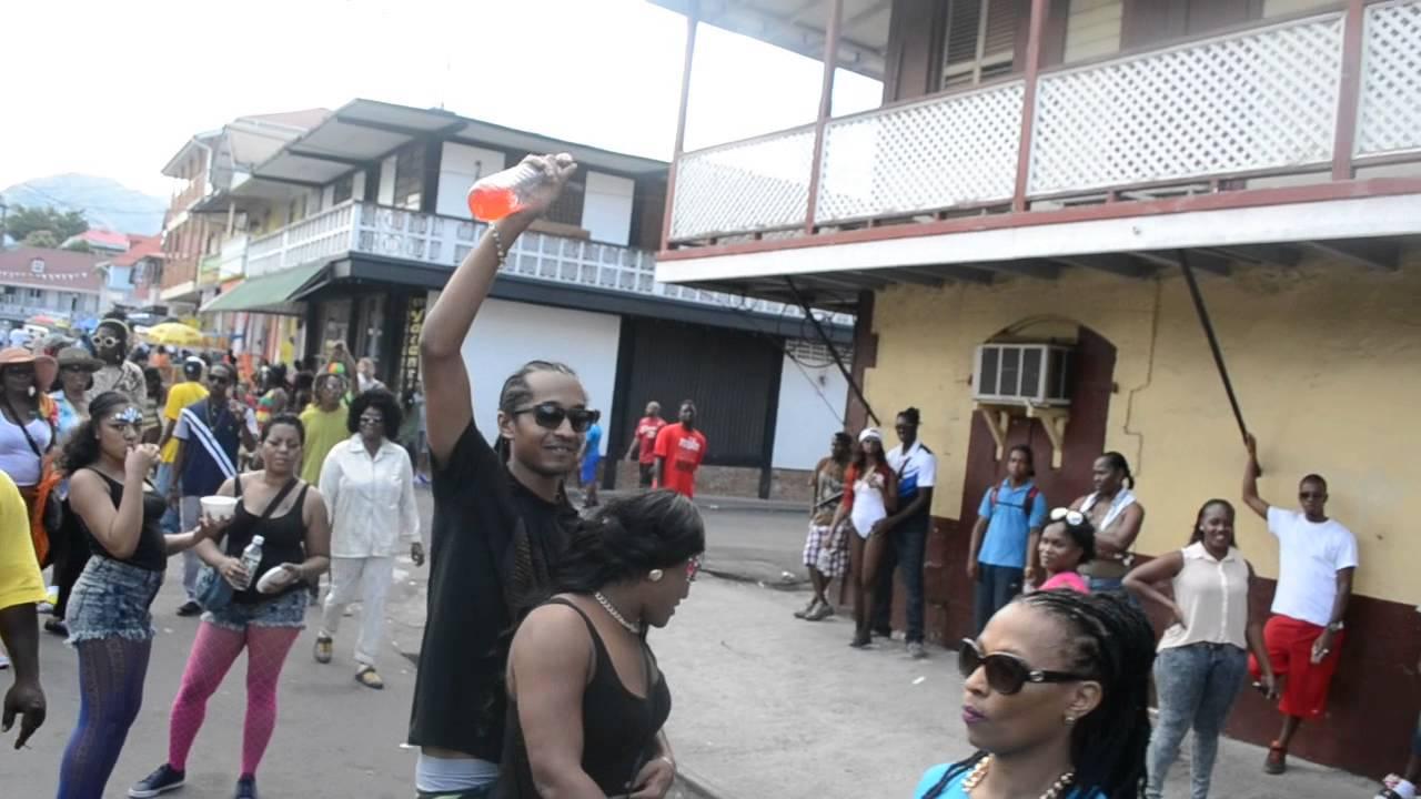 Events & Festivals in Dominica | a virtual Dominica |Dominica Carnival 2015