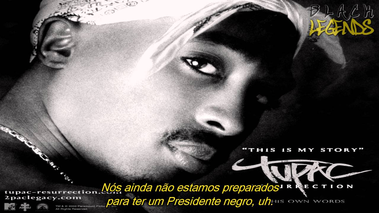 2Pac ft. Talent - Changes (Legendado)