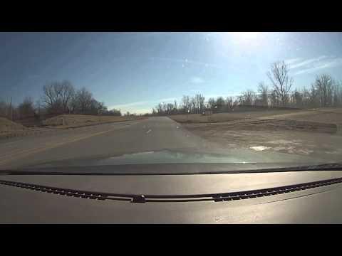 Driving Through Cairo Illinois