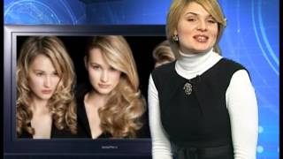 Макияж. Виктория Косюк. Интервью на TV