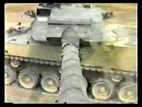 Commando Stingray Light Tank