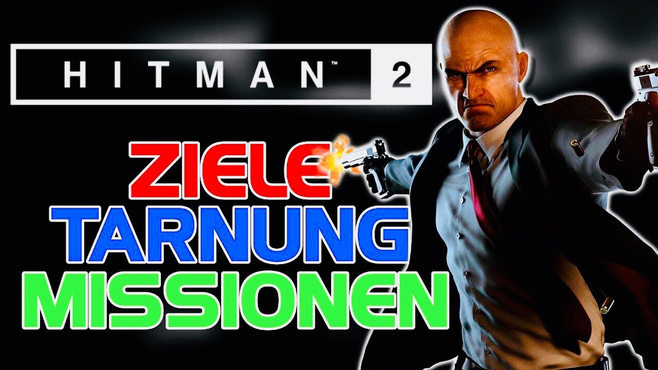 Hitman Deutsch