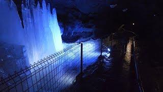 【4K】Aokigahara Ice caves