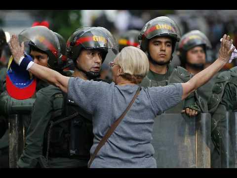 gloria al bravo pueblo (héroes de Venezuela)