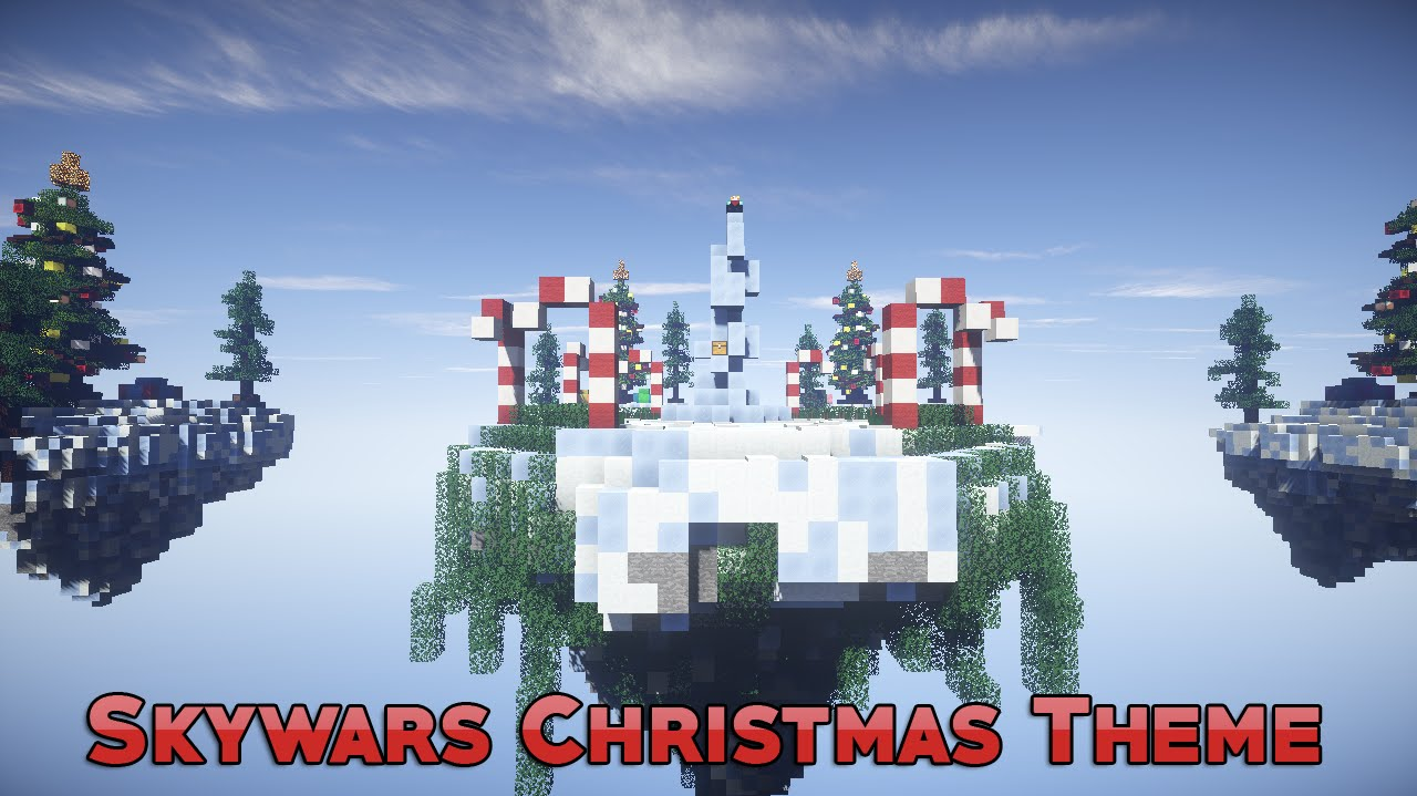 Minecraft skywars map christmas theme 17 112 free minecraft skywars map christmas theme 17 112 free download youtube gumiabroncs Image collections