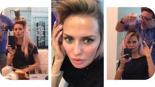 Боня Виктория - Моя техника укладки волос. Обьем без начёса